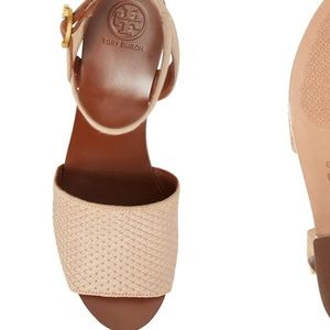 Tory Burch Shoes - Brand New Tory Burch Camilla 100mm Sandals